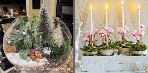 Рождественские декораторские идеи