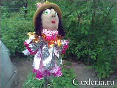 садовая кукла Маша Веры Алексеевны П.